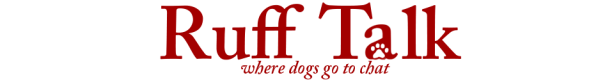 ruff talk for dogs logo