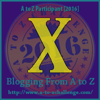 a to z challenge 2016