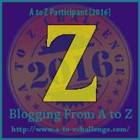 a to z challenge2016